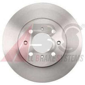 A.B.S. 17956 Тормозной диск Хонда Джаз
