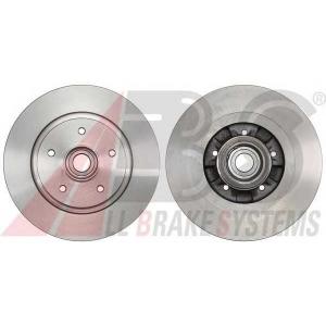 17981c abs Гальмівний диск зад. з підшипником +ABS Renault Ka
