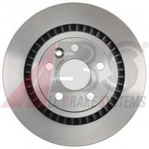 ABS 17986 Тормозной диск