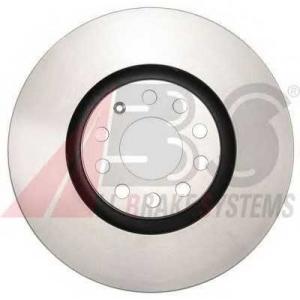 A.B.S. 18002 Тормозной диск Ауди Оллроад
