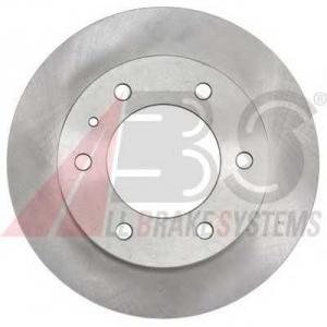 A.B.S. 18017 Тормозной диск Форд Ренджер