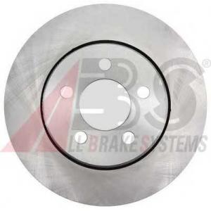 A.B.S. 18018 Тормозной диск Додж Нитро