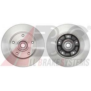 A.B.S. 18140C Тормозной диск Рено Меган Сс
