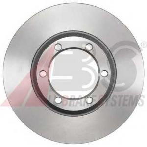 A.B.S. 18146 Тормозной диск Исузу Д-Макс
