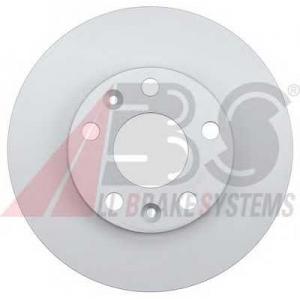 ABS 18161 Тормозной диск передний Duster -ABS 269x22.5x5