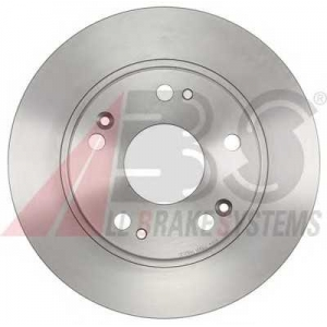 A.B.S. 18174 Тормозной диск Хонда Црз