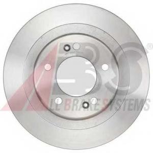 A.B.S. 18176 Тормозной диск Хюндай