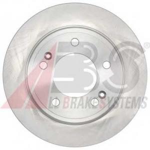 A.B.S. 18203 Тормозной диск Хюндай Ай 30
