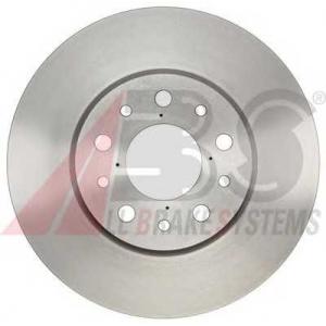 A.B.S. 18204 Тормозной диск Фиат 500Л