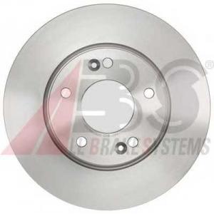 A.B.S. 18302 Тормозной диск Хюндай Ай 30