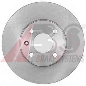A.B.S. 18403 Тормозной диск Шевроле Авео