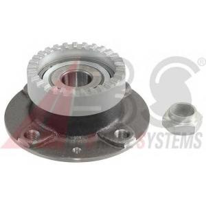 ABS 200387 Комплект подшипника ступицы колеса