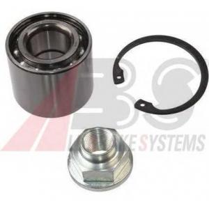 ABS 200981 Комплект подшипника ступицы колеса