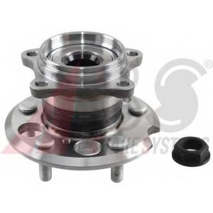 ABS 201228 Комплект подшипника ступицы колеса