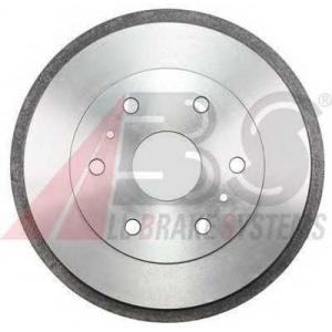 ABS 2627-S Brake drum