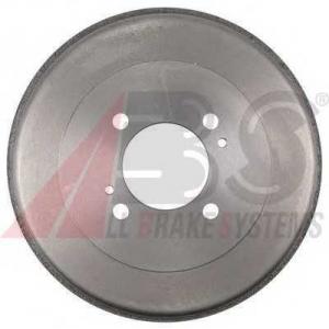 ABS 2683-S Brake drum