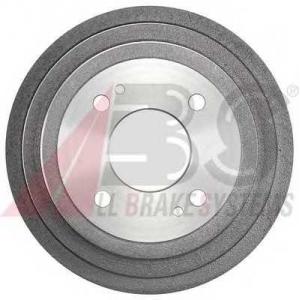 ABS 2837-S Brake drum