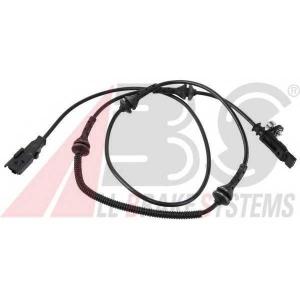 ABS 30286 Датчик, частота вращения колеса