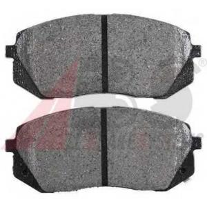 A.B.S. 37622 Комплект тормозных колодок, дисковый тормоз Киа Каренс