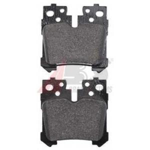 A.B.S. 37653 Комплект тормозных колодок, дисковый тормоз Лексус Лс