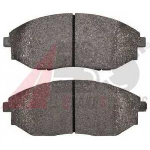 A.B.S. 37699 Комплект тормозных колодок, дисковый тормоз Шевроле Епика