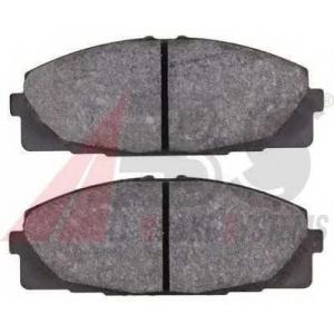 ABS 37708 Комплект тормозных колодок, дисковый тормоз
