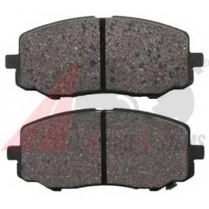 A.B.S. 37763 Комплект тормозных колодок, дисковый тормоз Хюндай Ай 20
