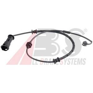 ABS 39604 Сигнализатор, износ тормозных колодок