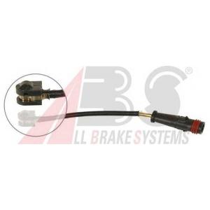 A.B.S. 39634 Датчик износа колодок торм. MB CL/CLS/S/SL/SLK передн. (пр-во ABS)