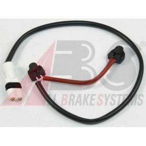 ABS 39662 Сигнализатор, износ тормозных колодок