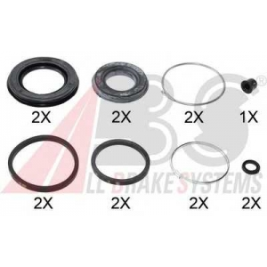 ABS 53370 Brake caliper repair kit