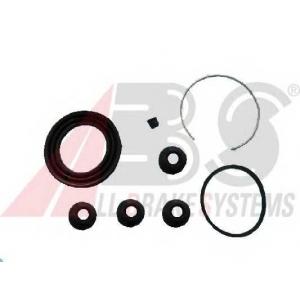 ABS 53837 Brake caliper repair kit