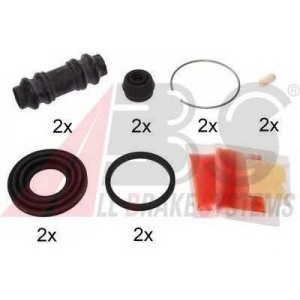 ABS 53850 Brake caliper repair kit