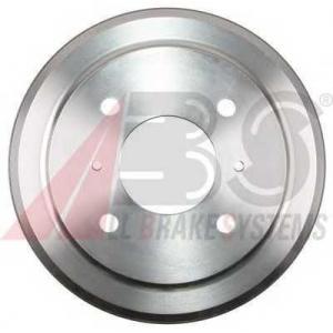 ABS 7151-S Brake drum