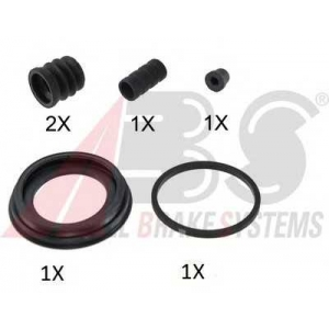 ABS 73408 Brake caliper repair kit