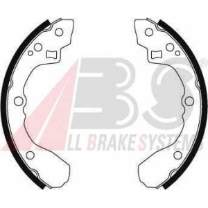 ABS 8505 Комплект тормозных колодок