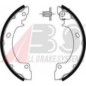 ABS 8862 Brake shoe