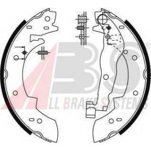 A.B.S. 8915 Колодка торм. барабан. BMW/RENAULT/SUZUKI/VOLVO 3 SERIE/EXPRESS/VITARA/360 задн. (пр-во ABS)