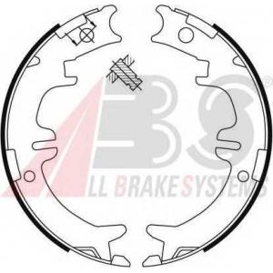 ABS 9114 Гальмiвнi колодки барабаннi