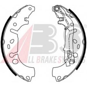 ABS 9215 Комплект тормозных колодок