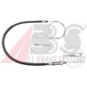 ABS K10002 Трос, стояночная тормозная система