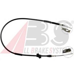 ABS K10147 Трос ручного гальма