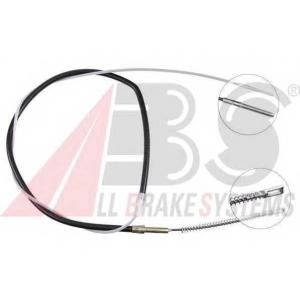 ABS K10226 Трос, стояночная тормозная система