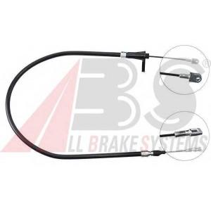 ABS K10596 Трос ручного гальма