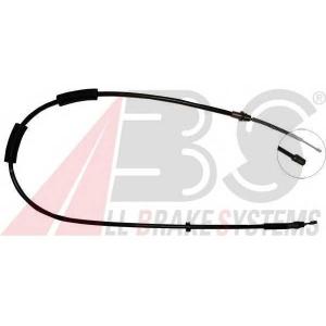 ABS K10715 Трос, стояночная тормозная система