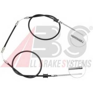 ABS K10875 Трос ручного гальма