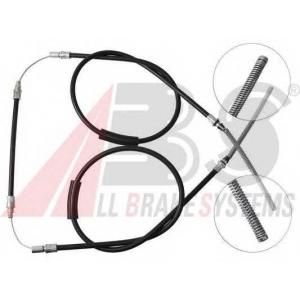 ABS K10885 Трос, стояночная тормозная система