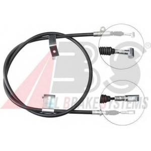 ABS K11807 Трос, стояночная тормозная система