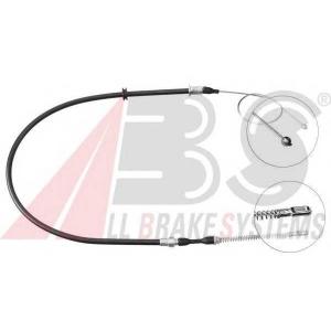 ABS K12058 Трос, стояночная тормозная система