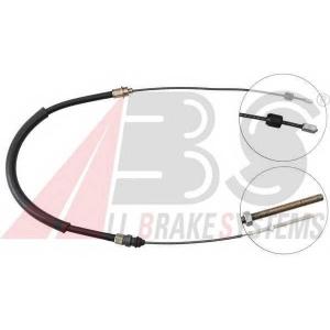 ABS K12217 Трос, стояночная тормозная система